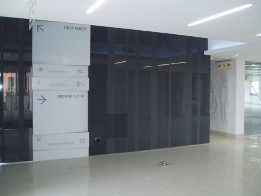 Glass Wall Treatments