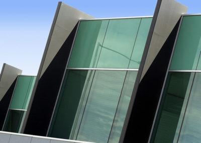 Architecture Glass Exterior